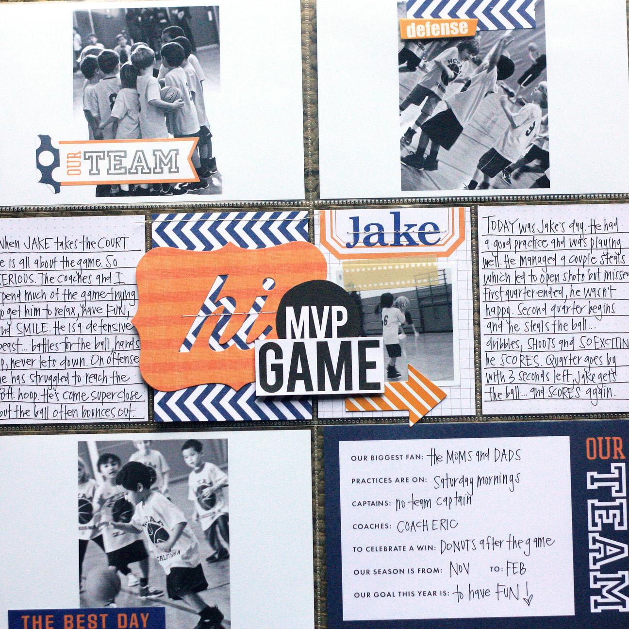'hi, MVP Game' POCKET PAGES™