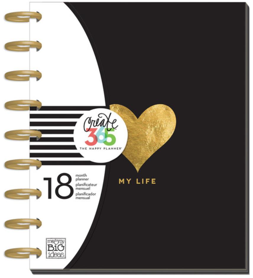 'My Life' 2015-2016 Happy Planner™ | me & my BIG ideas