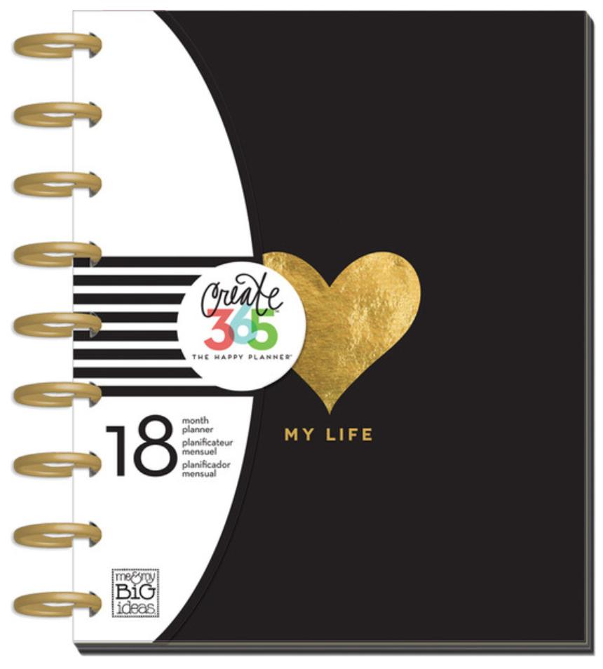 2015-2016 'My Life' Create 365™ The Happy Planner™ | me & my BIG ideas