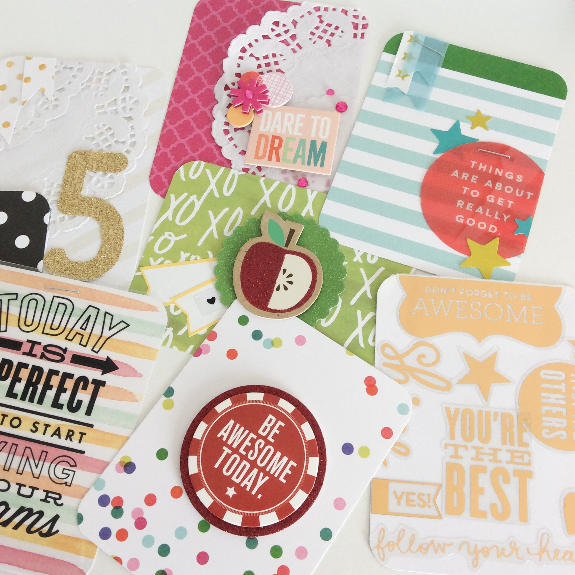 back to school lunchbox notes by mambi Design Team member Jen Randall | me & my BIG ideas