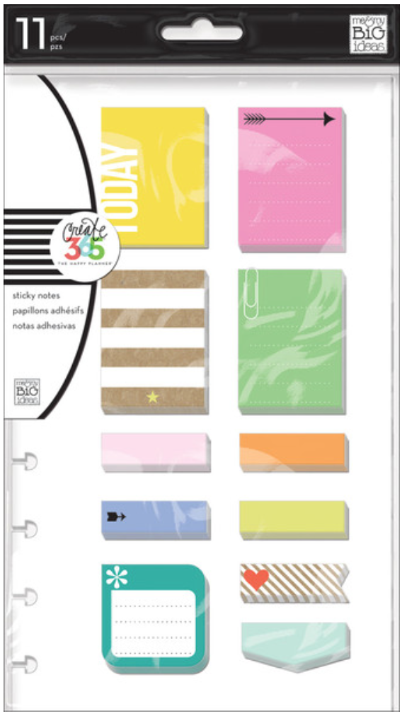 'Today' Sticky Notes for Create 365™ The Happy Planner™ | me & my BIG ideas