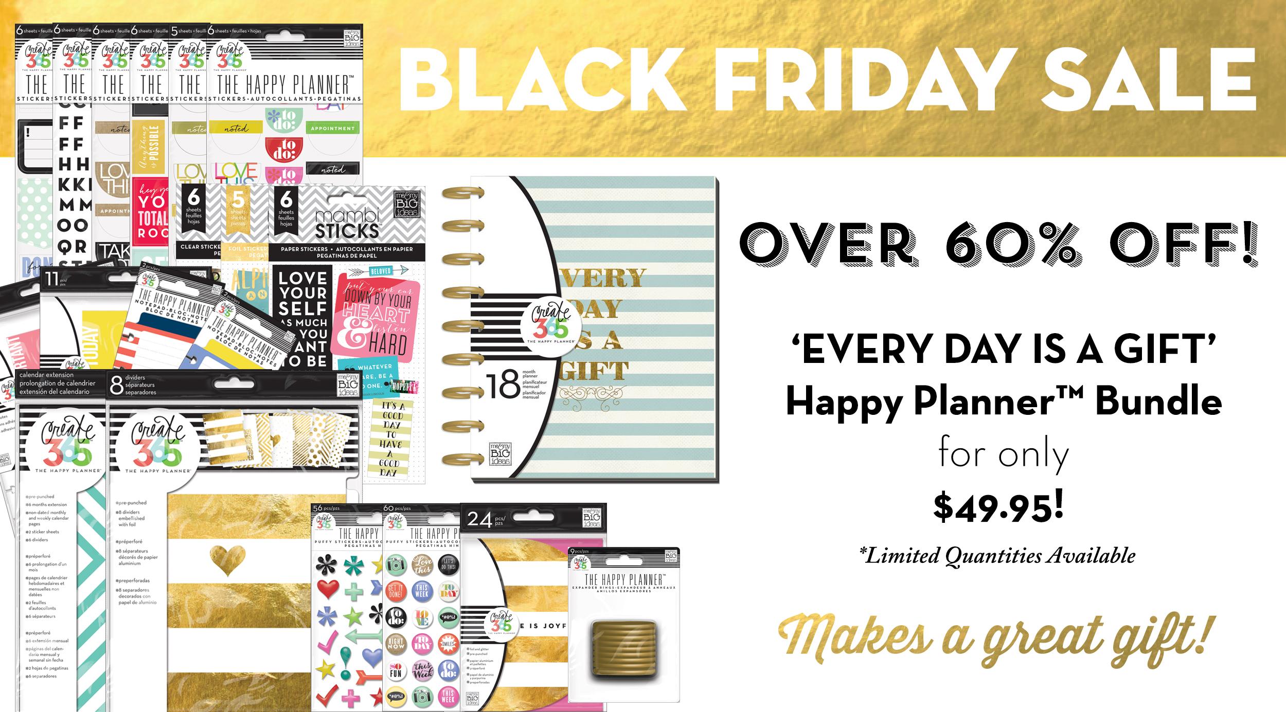 Black Friday SALE 11/27 through 11/30 | me & my BIG ideas