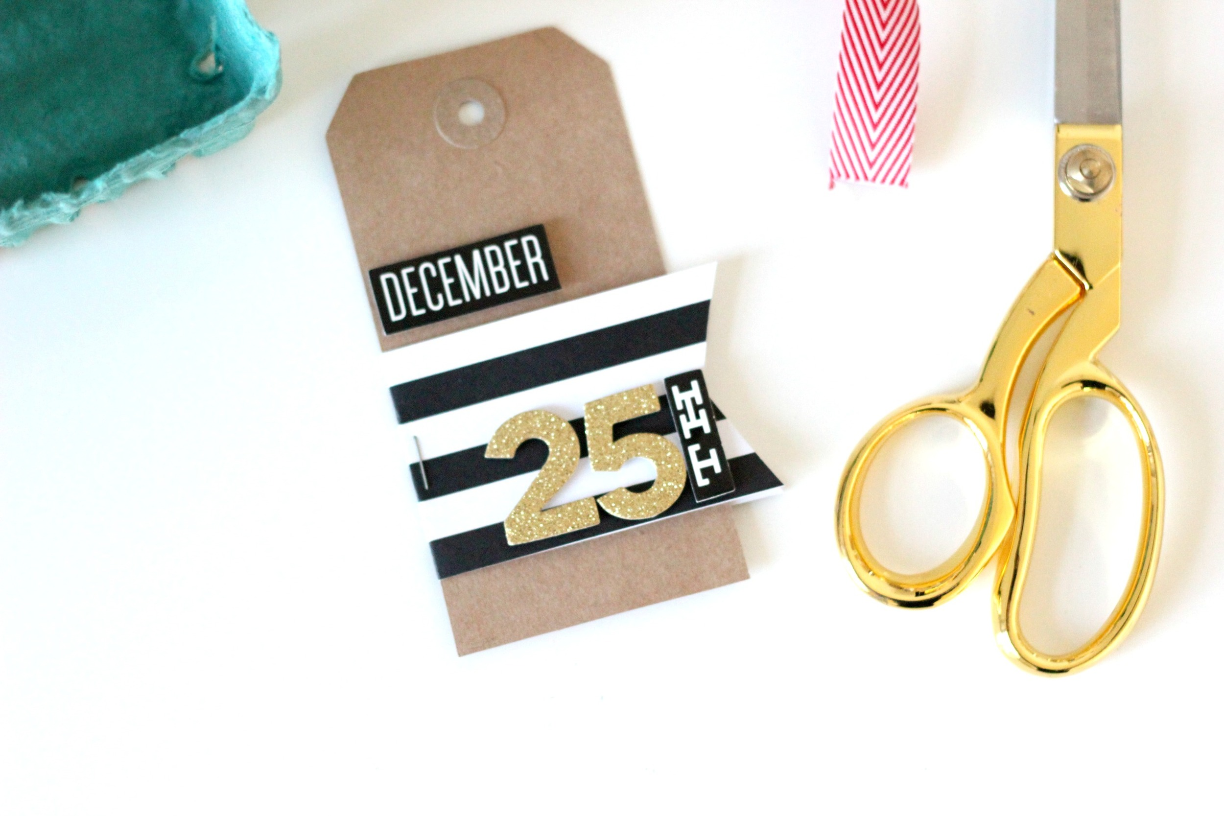 mambi wrap party featuring this DIY gift tag by mambi Deisgn Team member Thuy Bui | me & my BIG ideas