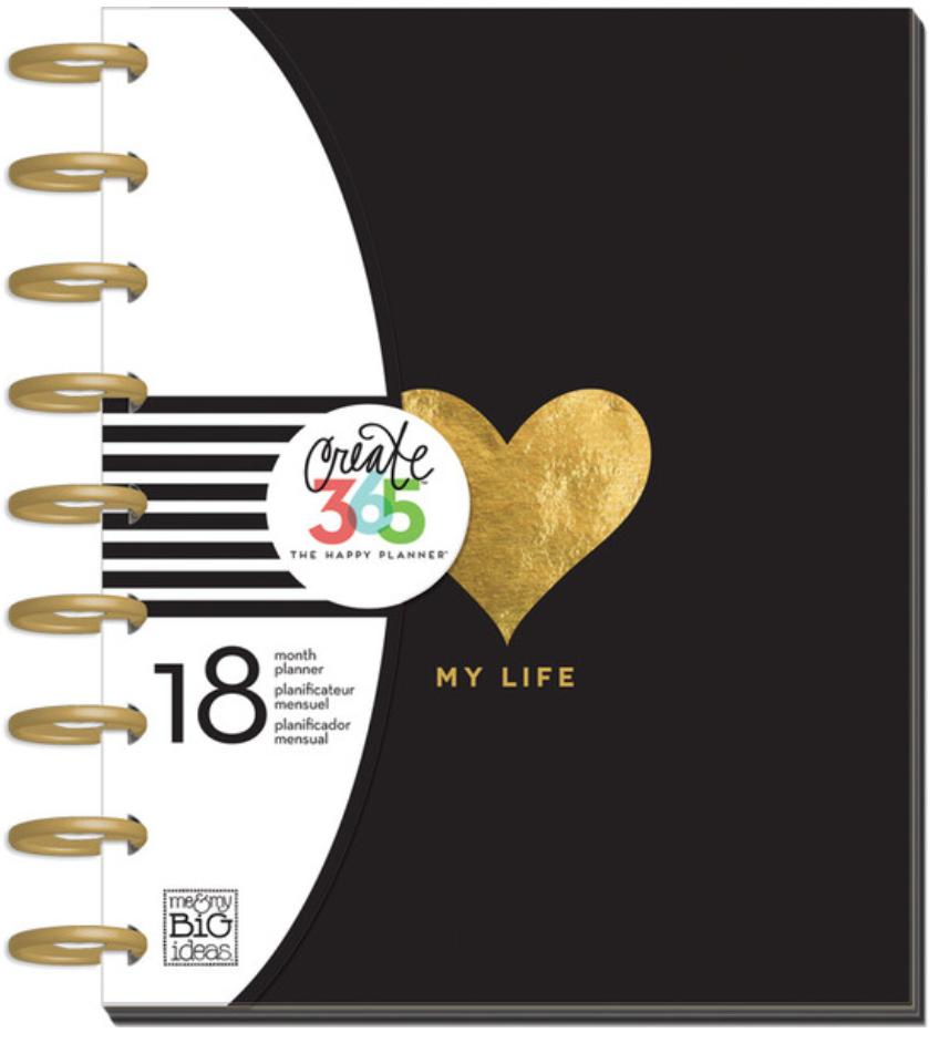 2015-2016 'My Life' Happy Planner™ | me & my BIG ideas