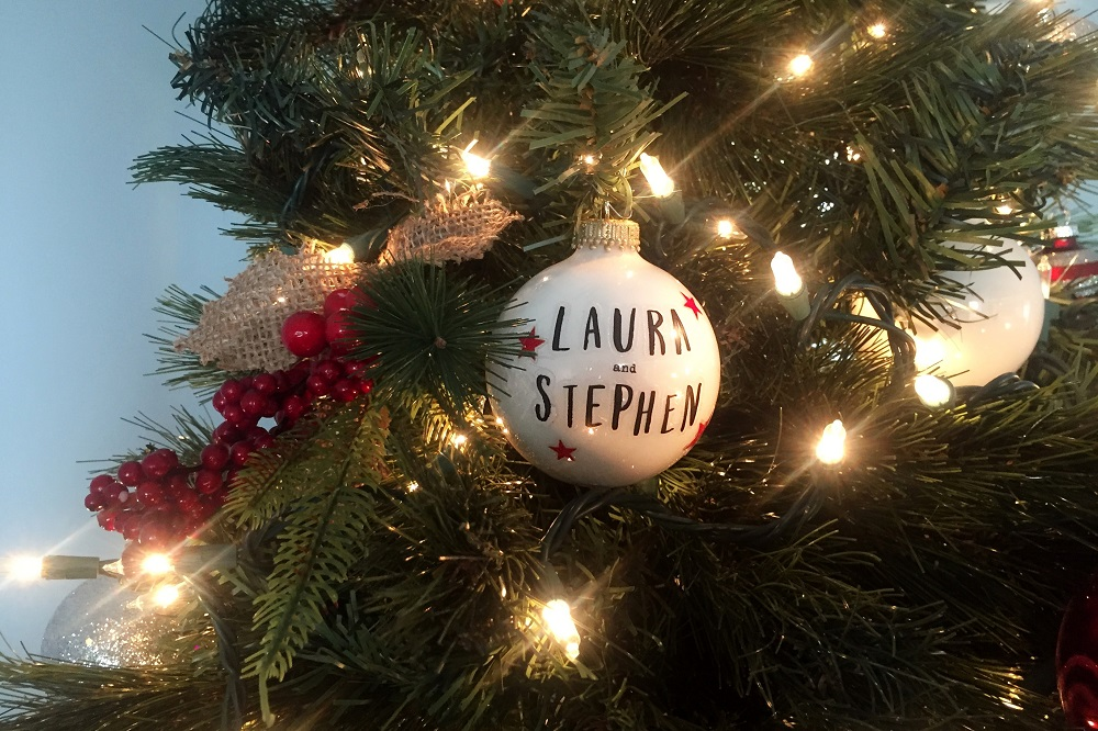 DIY Christmas Ornaments using mambiSTICKS by mambi Design Team member Laura Crosby | me & my BIG ideas