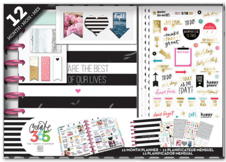 The Happy Planner™ 'Best Days' 12-Month BOX KIT | me & my BIG ideas