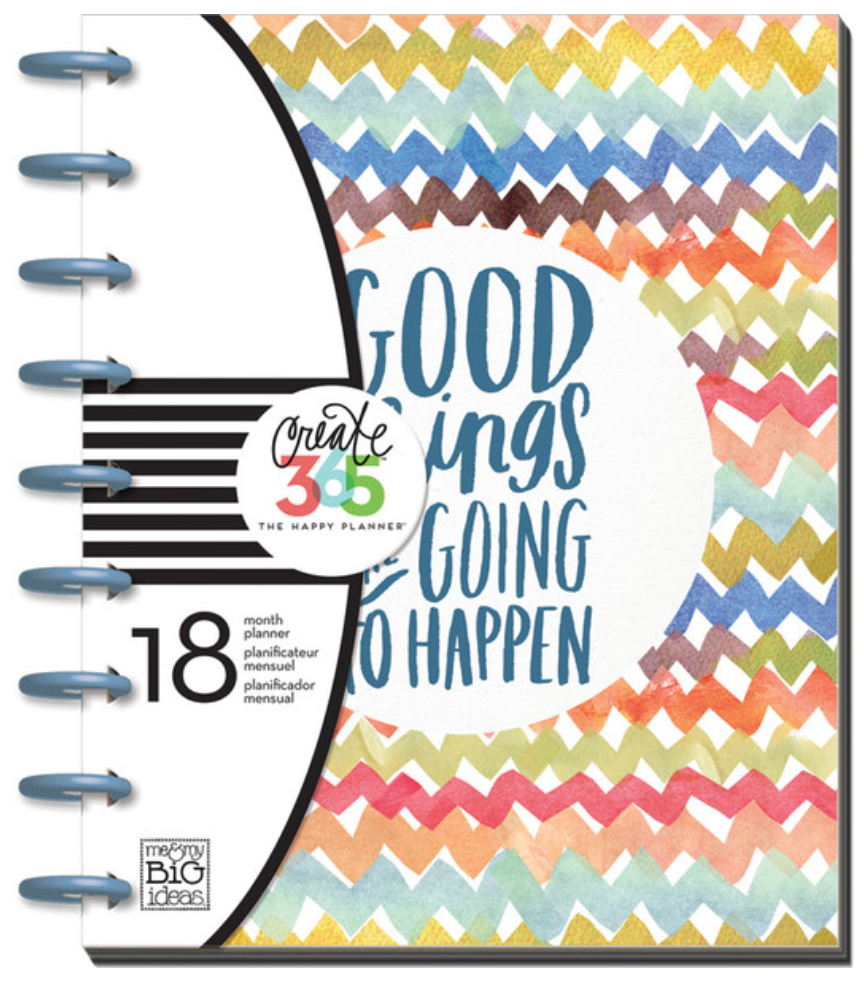'Good Things Are Going to Happen' Happy Planner™ | me & my BIG ideas