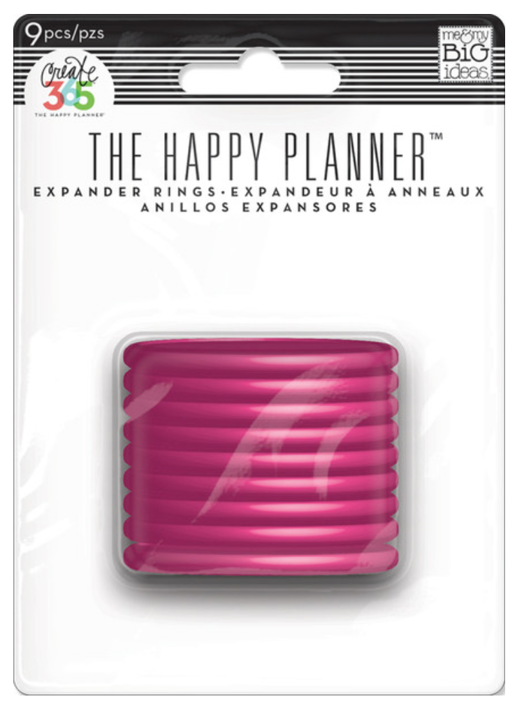 Pink Expander Discs for The Happy Planner™ | me & my BIG ideas