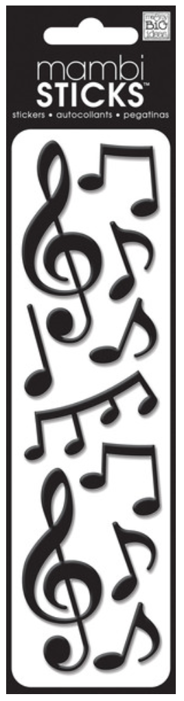 Puffy Music Notes   me & my BIG ideas