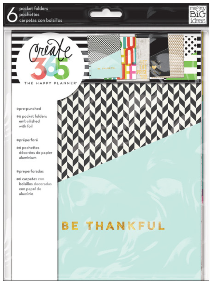 Pocket Folders for The Happy Planner™ | me & my BIG ideas