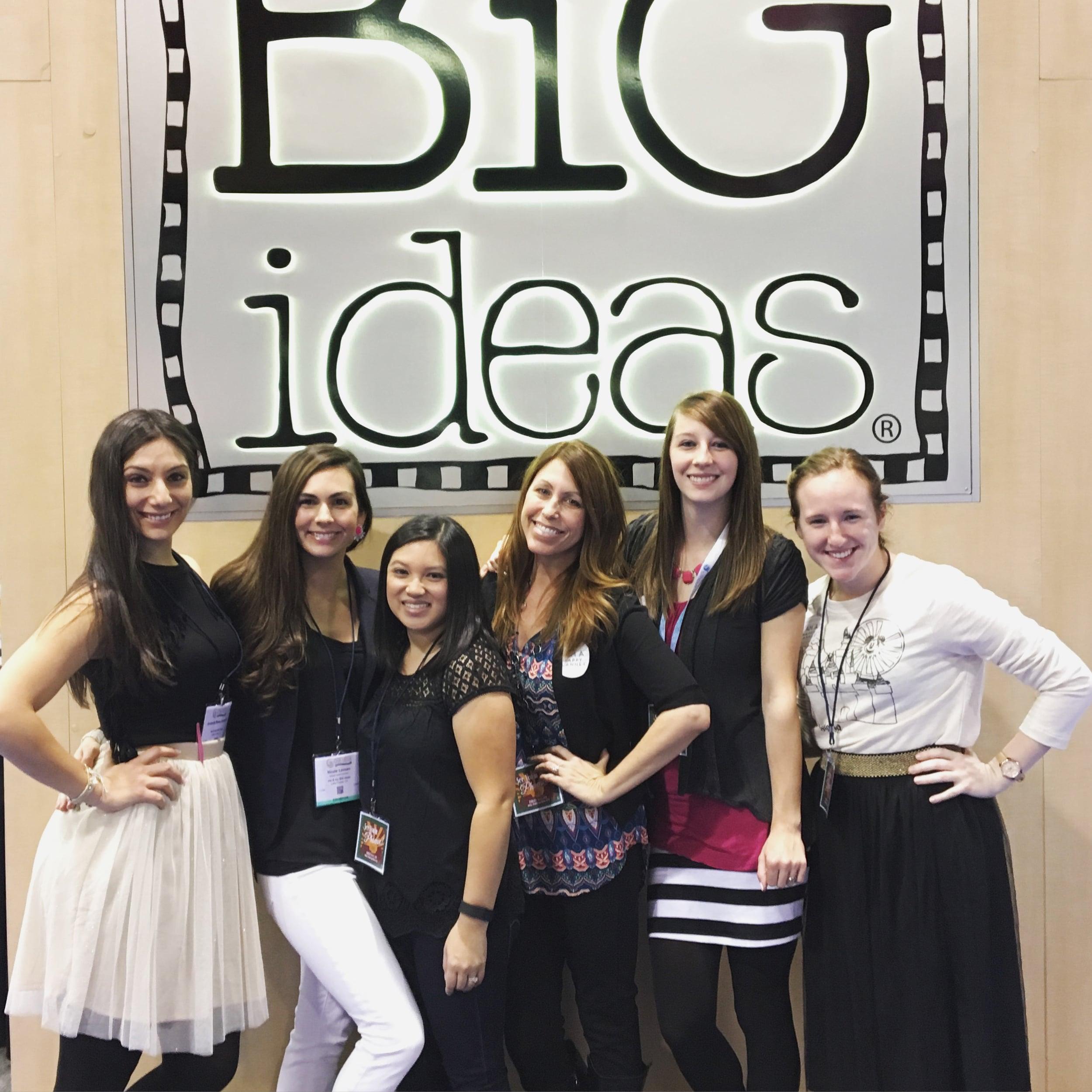 mambi Design Team @ CHA 2016 | me & my BIG ideas