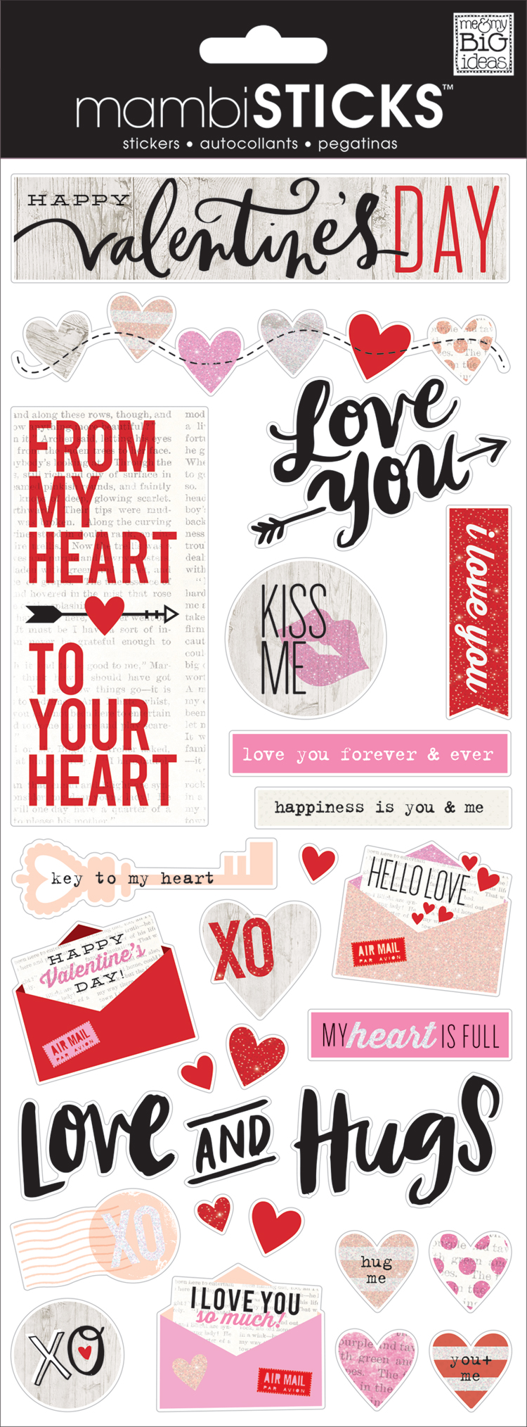 'Happy Valentine's Day' mambiSTICKS stickers | me & my BIG ideas.jpg