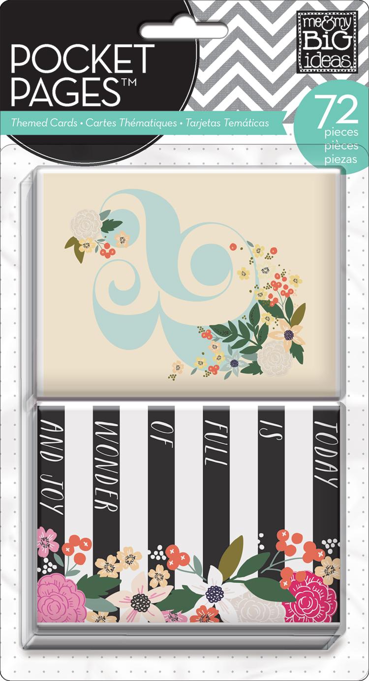 'Botanical Garden' POCKET PAGES™ cards | me & my BIG ideas.jpg