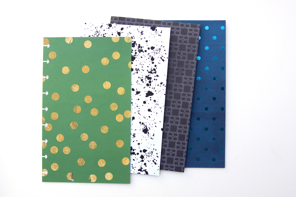 DIY Happy Planner™ Sticker Book by mambi Design Team member Jennie McGarvey | me & my BIG ideas