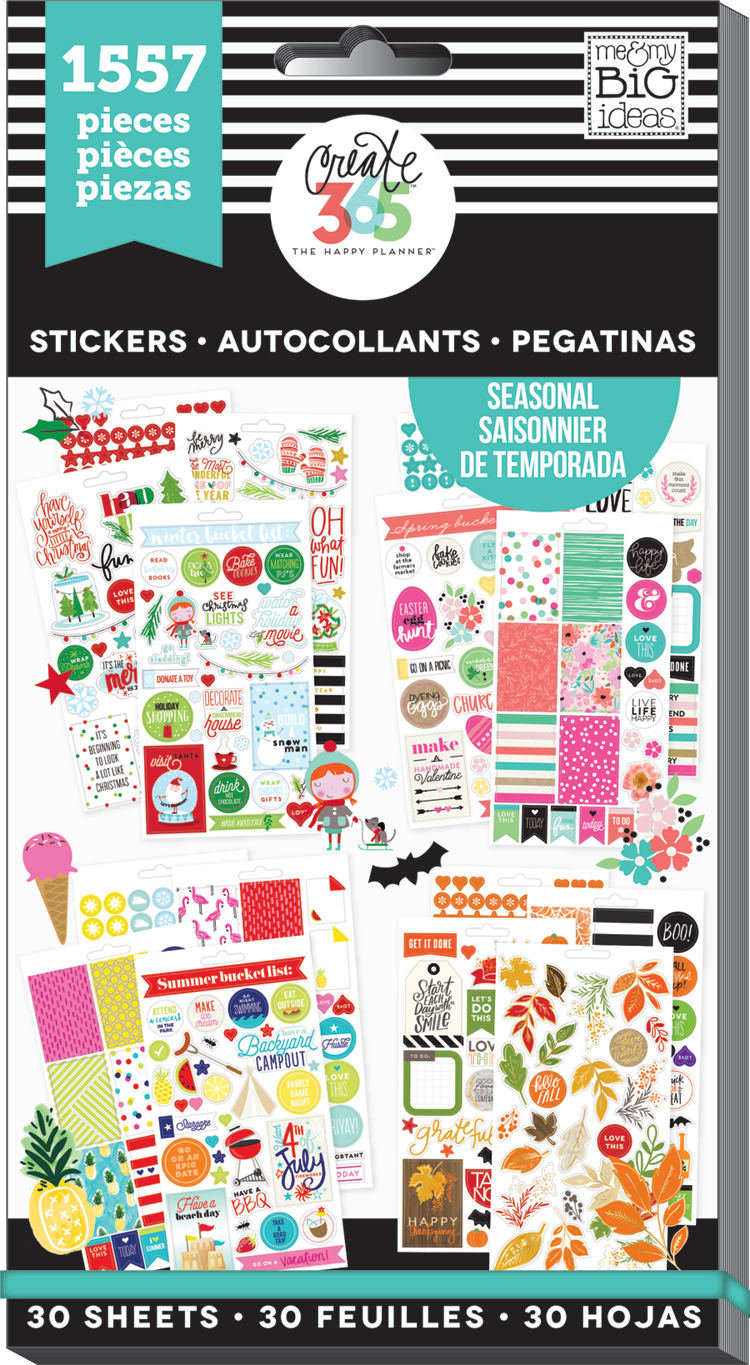 'Seasonal' MEGA Sticker Value Pack | me & my BIG ideas.jpg