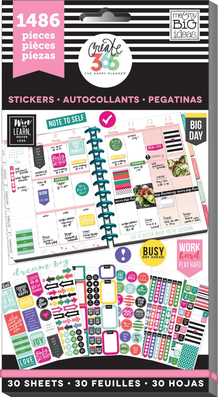 'Everyday Plans' MEGA Sticker Value Pack | me & my BIG ideas.jpg