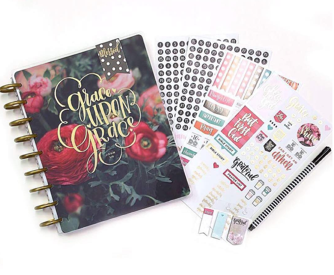Faith based Happy Planner™ BOX KIT (instagram from @atutude) | me & my BIG ideas