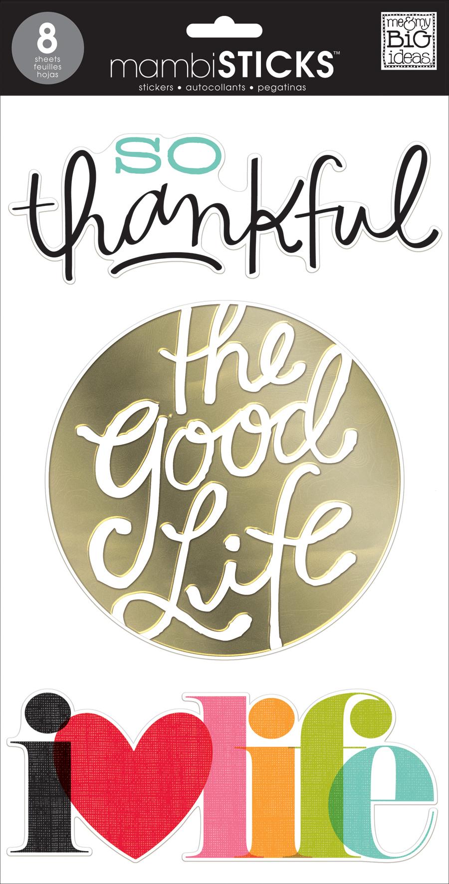 'The Good Life' JUMBO mambiSTICKS Big stickers | me & my BIG ideas.jpg