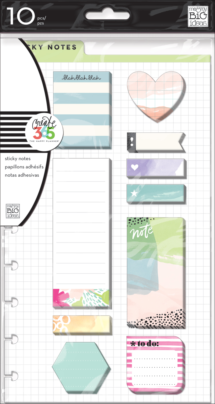 'Watercolor' Sticky Notes for The Happy Planner™   me & my BIG ideas.jpg