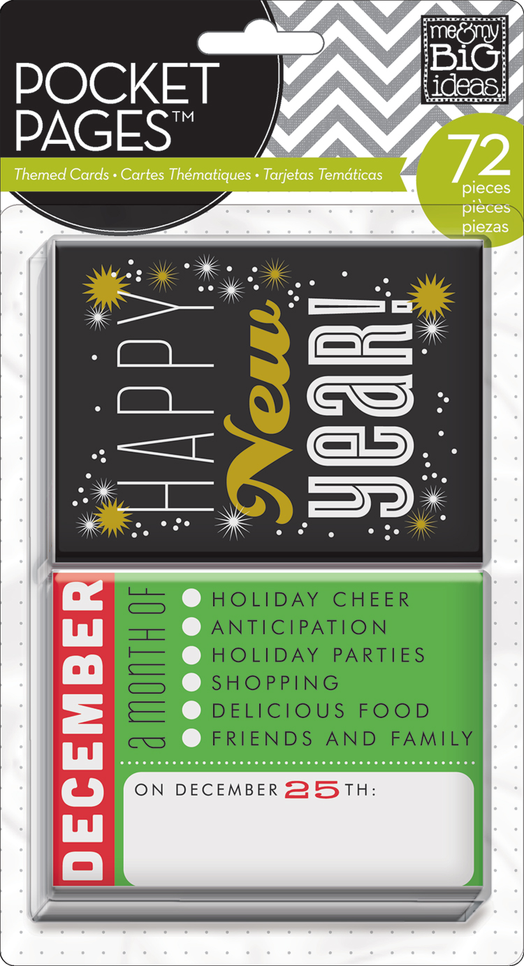 'Months of the Year' POCKET PAGES™ cards | me & my BIG ideas.jpg