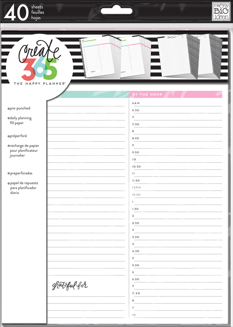 Daily:Hourly Sheets for The BIG Happy Planner™ | me & my bIG ideas.jpg