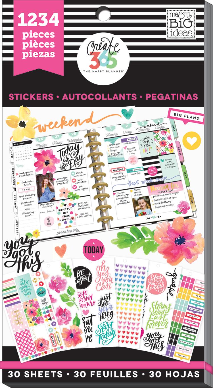 Thanksgiving me /& my BIG ideas mambiSTICKS Sticker Pack