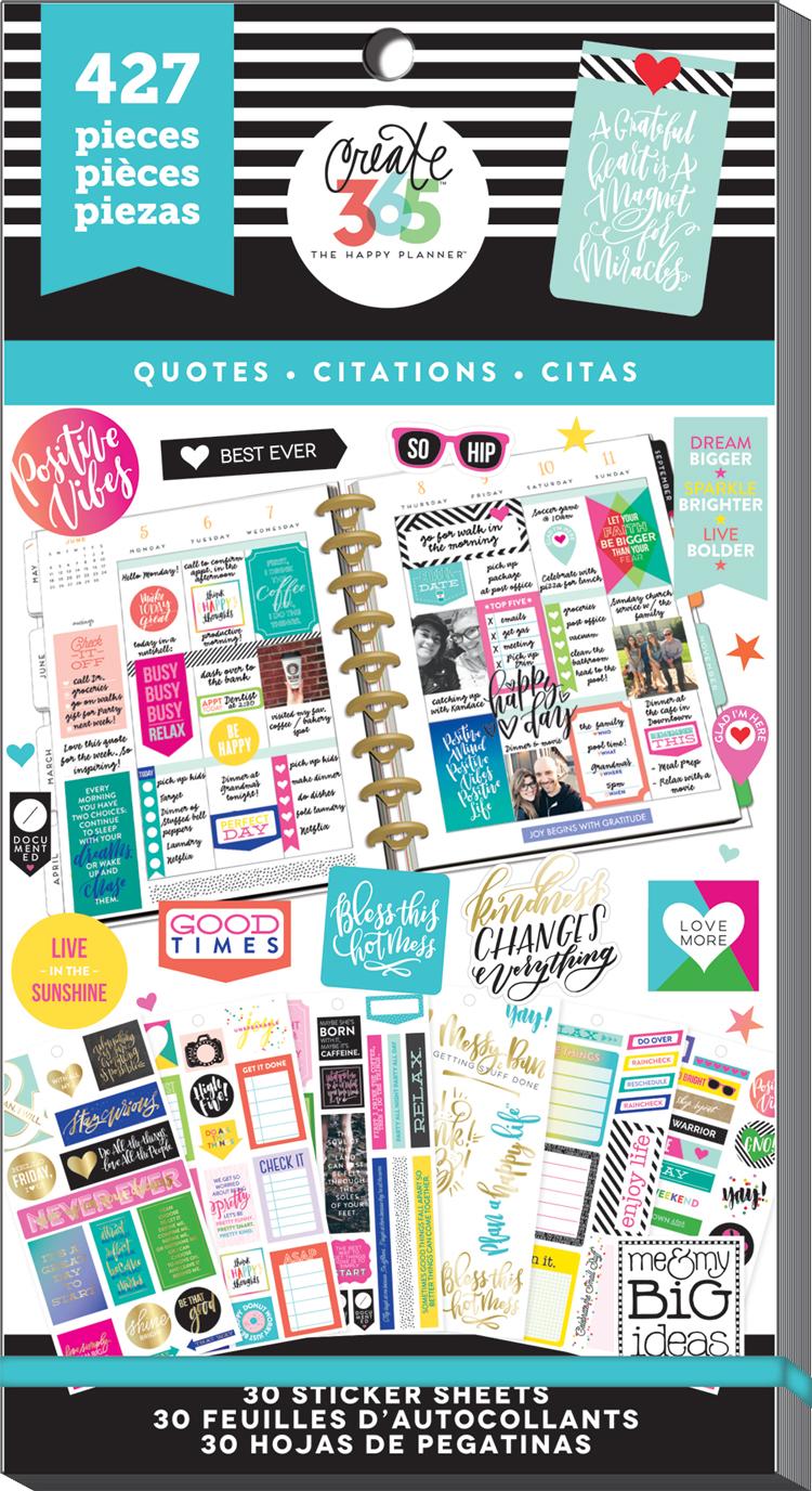 'Quotes' MEGA Happy Planner® sticker value pack | me & my BIG ideas.jpg