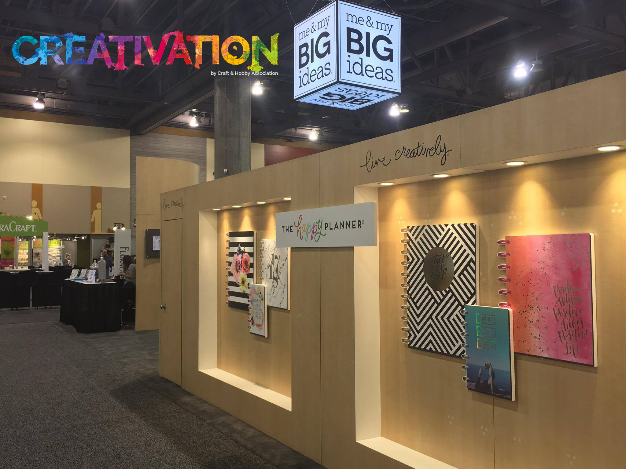 mambi & The Happy Planner® @ CREATIVATION 2017 | me & my BIG ideas