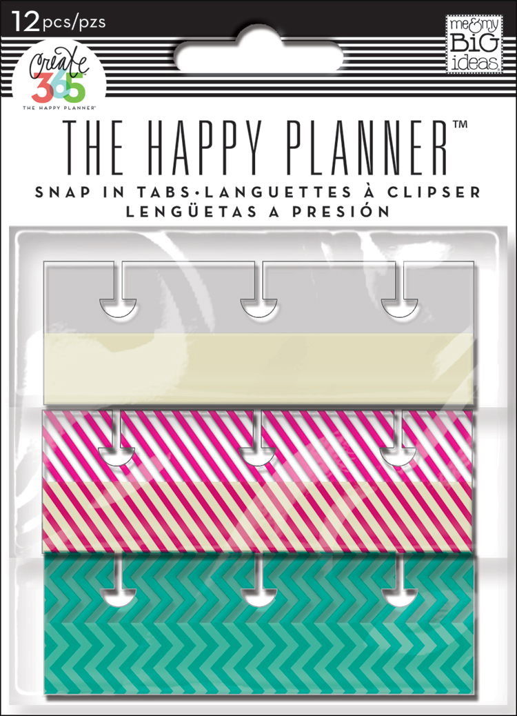 snap-in tabs for The Happy Planner™   me & my BIG ideas.jpg