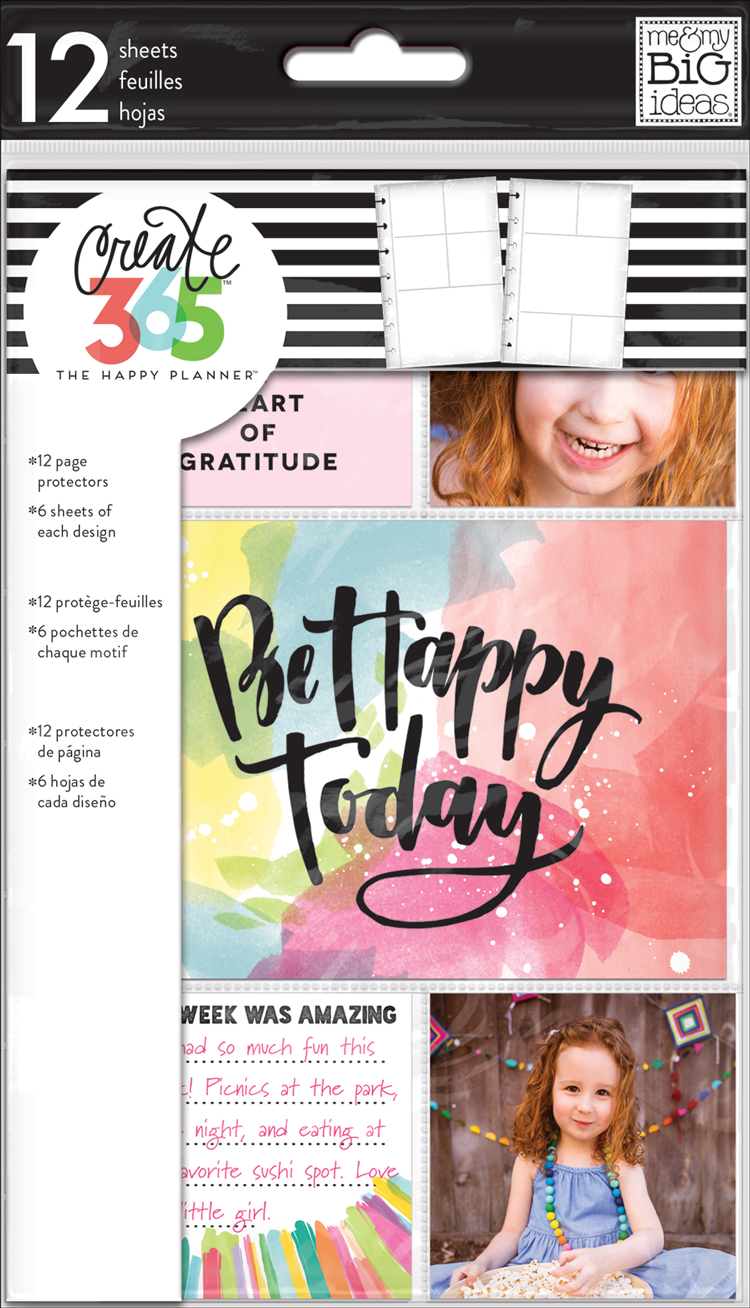 MINI Page Protectors for The Happy Planner® | me & my BIG ideas.jpg