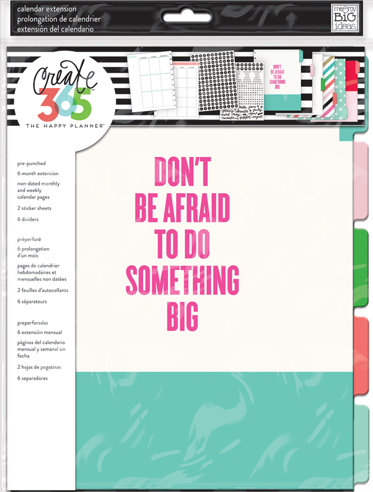 Six Month Extension Pack for The BIG Happy Planner™ | me & my BIG ideas.jpg
