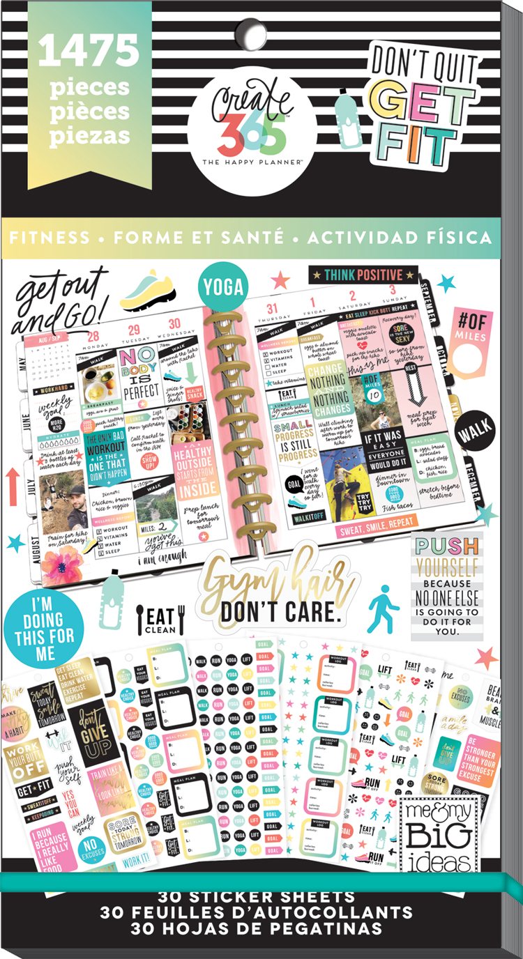 'Work It Out' sticker value pack for The Happy Planner® | me & my BIG ideas.jpg
