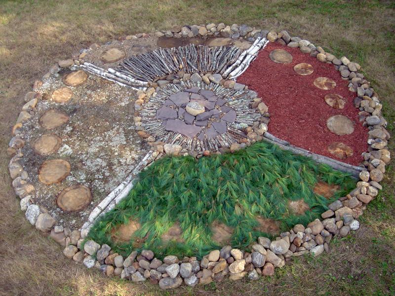 Woodland Mandala, 1 of 5