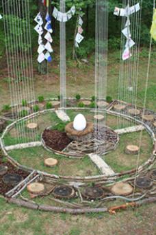 M andala Installations series (Click)