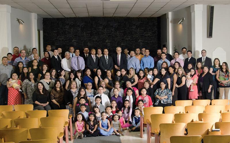Iglesia de Cristo en Galena Park, Texas