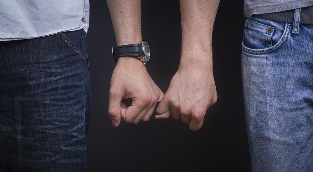 Homosexualidad: Aquí Nos Separamos