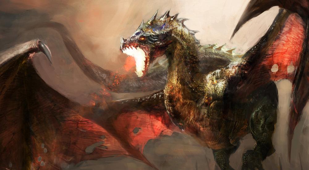 """Huesos de """"Dragones Voladores"""" y Fósiles de Dinosaurios"""