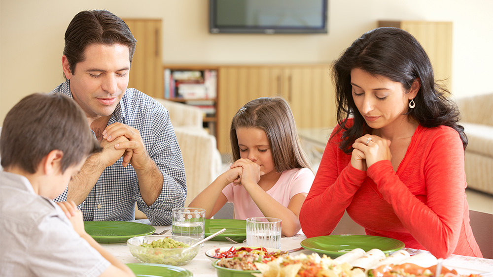 The Family that Prays Together, Stays Together
