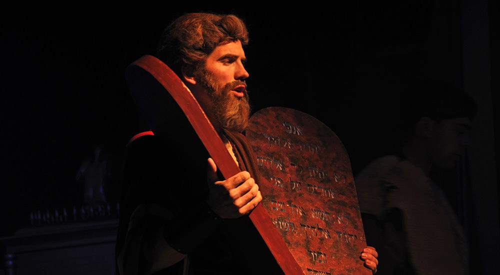 Un Profeta como Moisés