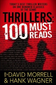 THRILLERS: 100 Must Reads - Featuring The Charm School