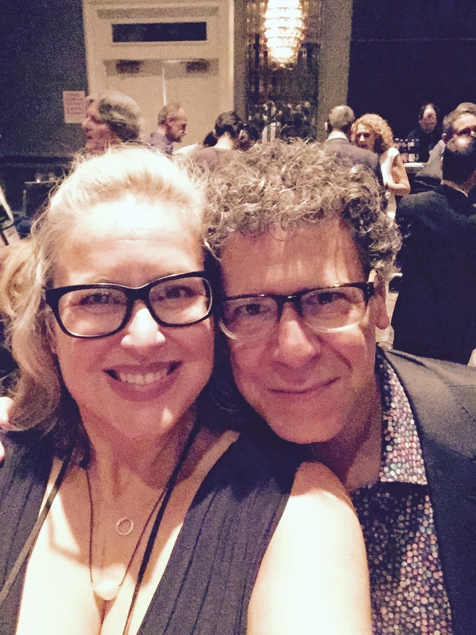 I was lucky enough to chat with SEANin New York last week at Thrillerfest!
