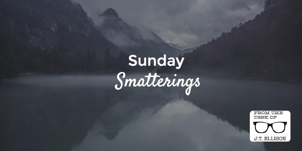 Sunday Smatterings