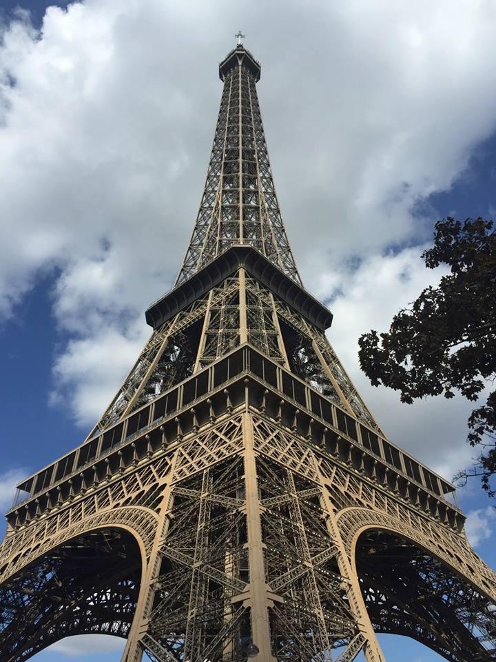 August 27, 2015 - a walk through Paris