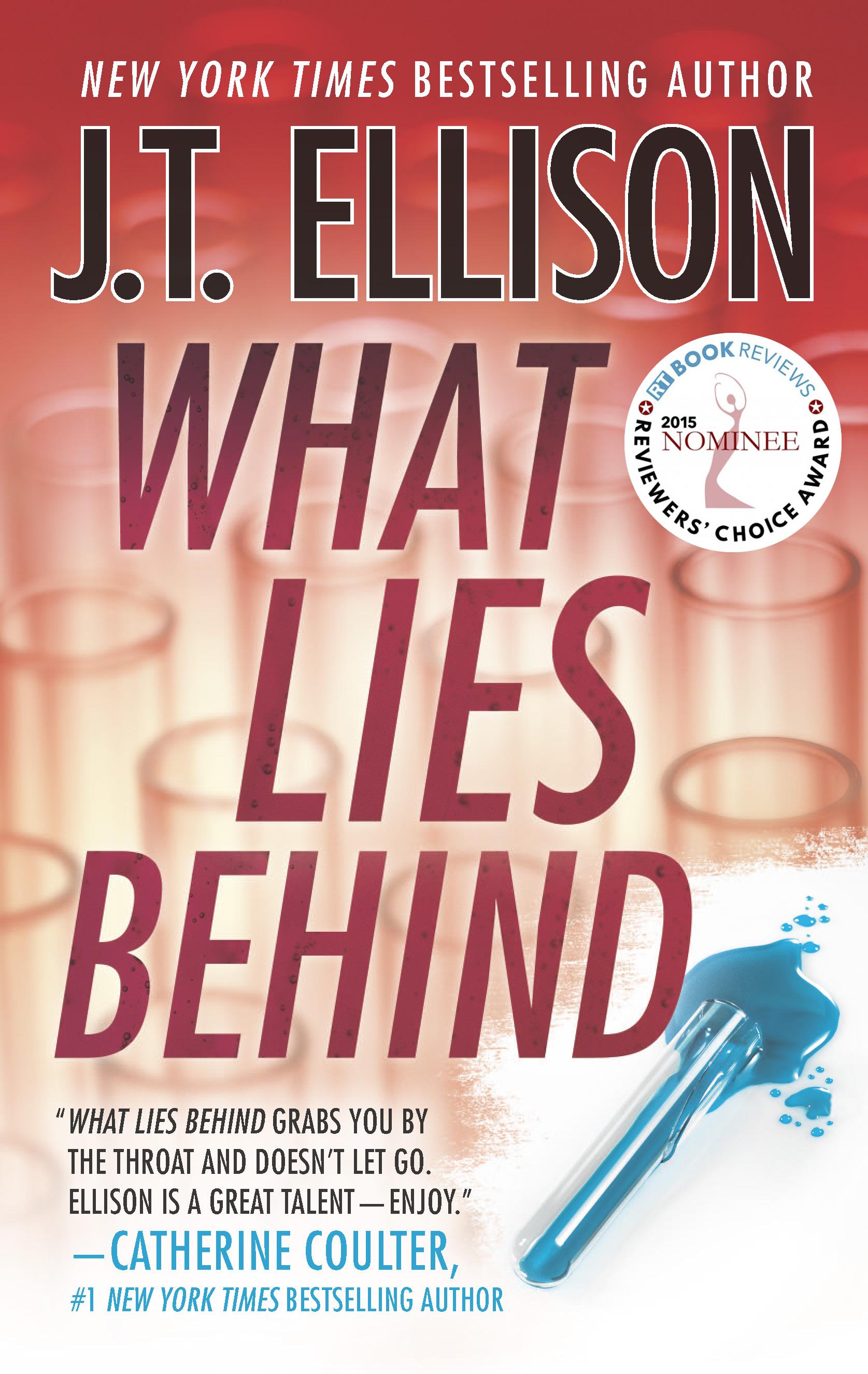 What Lies Behind mass market paperback