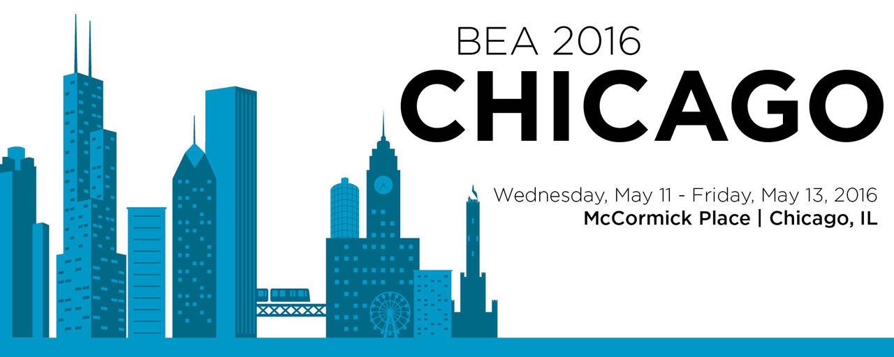 BEA 2016 Chicago