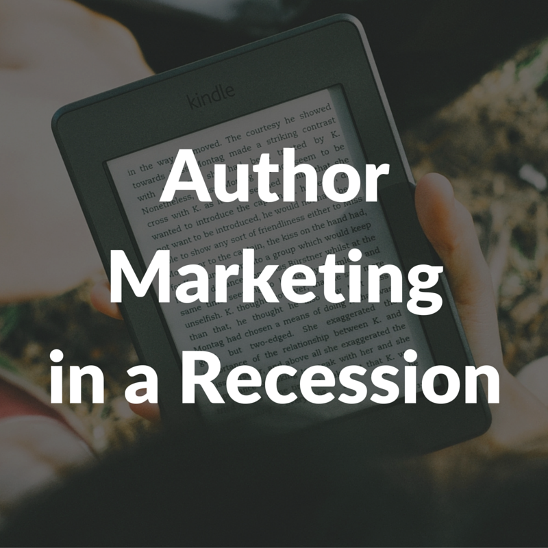 Author Marketing in a Recession