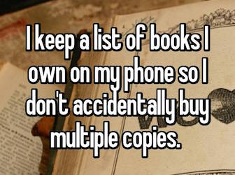 18 confessions only book lovers will understand