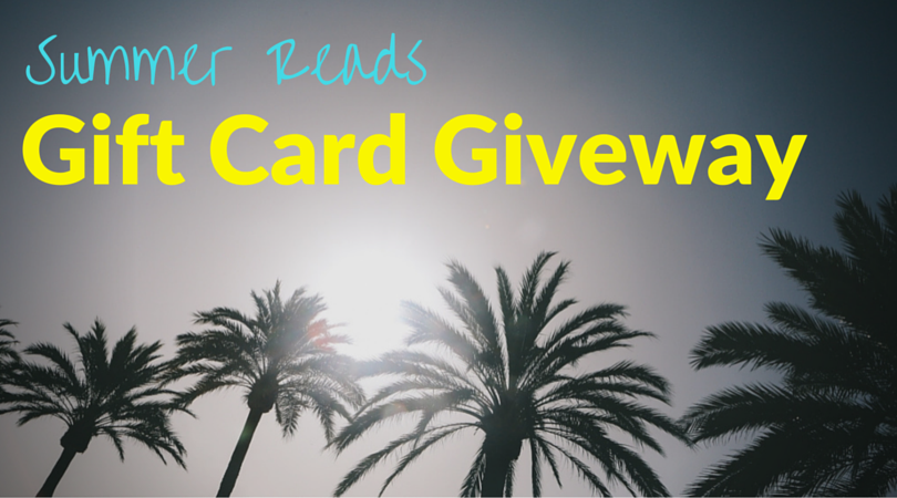 Summer Reads Gift Card Giveaway
