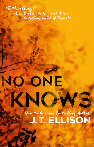 NO ONE KNOWS paperback