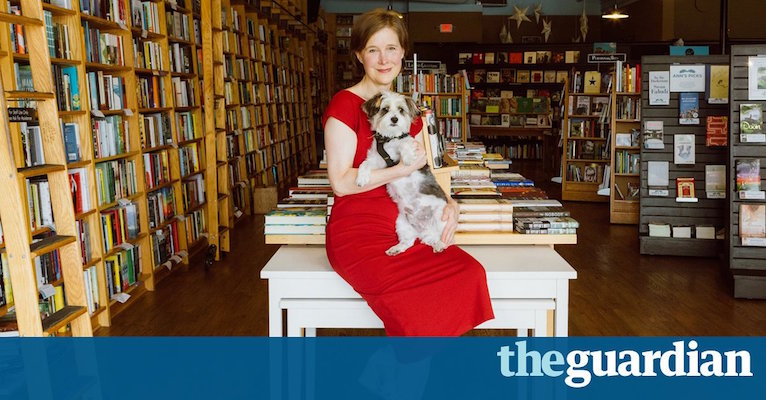 Ann Patchett - The Guardian interview